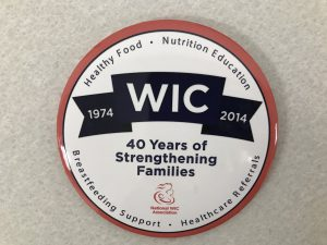 40 Years of WIC